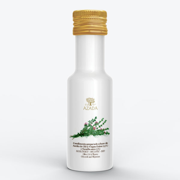 Thymian Olivenöl