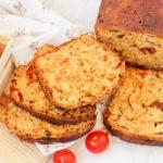 Glutenfreies Tomatenbrot